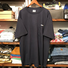 "【ラス1】RUGGED on vintage/PROCLUB ""ARCH LOGO"" pocket tee (Navy)"