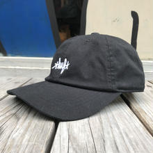 HUF × HAZE tagging adjuster cap