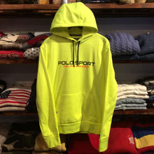 POLO SPORT tech fleece hoody(S)