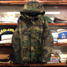 Military camo GORE-TEX nylon jacket (L)③