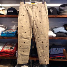 RUGBY multi skull chino pant(W29)