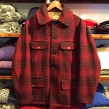 Carter's Mackinaw hunting Jacket