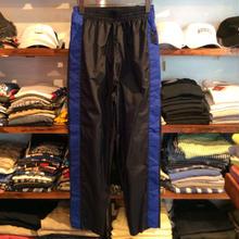 NIKE side snap button nylon pants(S)
