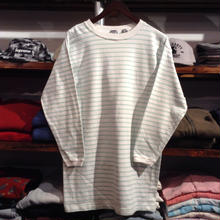 old GAP border L/S tee (L)