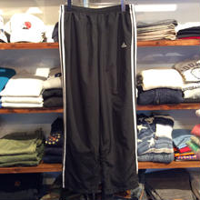 adidas 3line nylon pants(O)