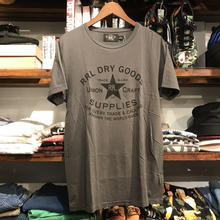 RRL logo trade mark star tee (M)