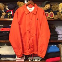 Carhartt one point logo nylon coach jacket (L)