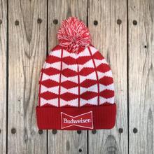 Budweiser knit cap