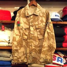 No brand combat shirt jacket (camo)