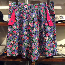 Bette&Court flower pattern shorts
