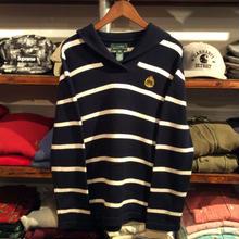 LAUREN sailor cotton sweater(M)