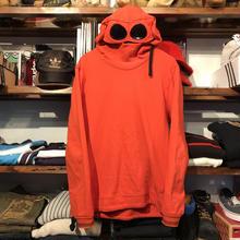 adidas × C.P Company Goggle hoodie