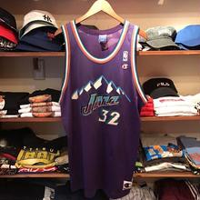 """Champion NBA Utah Jazz """"MALONE 32"""" basketball Jersey"""