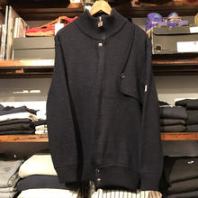 Gioranell full-zip knit (M)