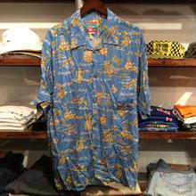 JOE KEALUHA'S  aloha shirt