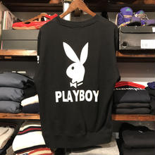 PLAY BOY LOGO sweat (L)