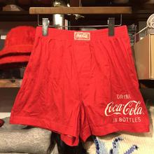Coca-Cola logo short pants