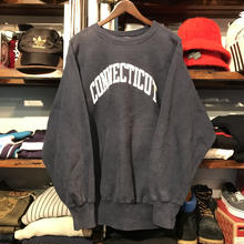 "Champion ""CONECTICUT"" Reverse weave sweat (XL)"