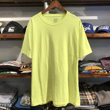 FRUIT OF THE LOOM Solid color tee(L)