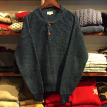 TOBRUK henry neck sweater(M)