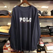 POLO RALPH LAUREN logo L/S tee