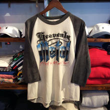 heavenly metal raglan tee