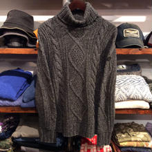 SCHOTT turtle neck sweater(M)