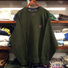 TOMMY HILFIGER emblem cotton sweater (L)