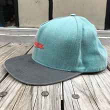 Supreme logo snapback cap