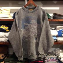 Eddie Bauer stone wash sweat (L)