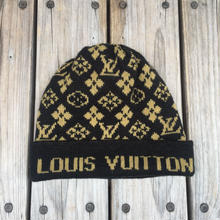 LOUIS VUITTON knit cap(boot)