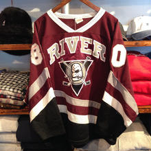 RIVER mesh hockey shirt