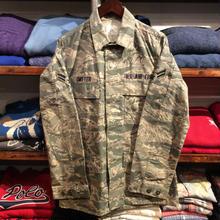 Military digital camo BDU shirt (S)