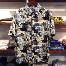 CRAZY HORSE s/s shirt(L)
