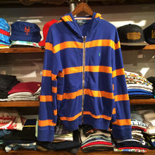 POLO RALPH LAUREN full-zip sweat hoody