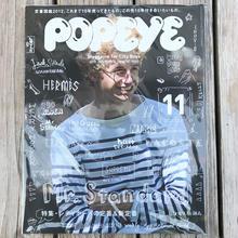 POPEYE 787 magazine