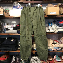 Military 80s nightcamo pants(M)