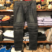 POLO RALPH LAUREN biker denim pants (32)