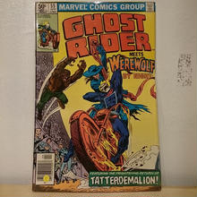 "MARVEL COMICS ""GHOST RIDER""(8)"