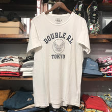 "RRL ""DOUBLE RL TOKYO"" limited tee (L)"