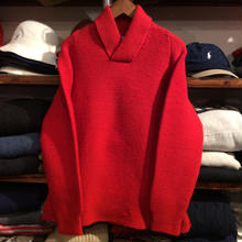 PORATH &MAGNEHEIM shawl collar sweater