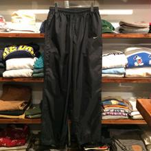 NIKE swoosh logo nylon pants (M)