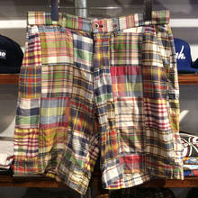 POLO RALPH LAUREN patchwork shorts ②