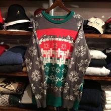 METALLICA  whole designed sweter(XL)