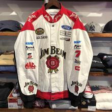 CFS JIM BEAM racing jacket(XL)