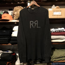 RRL logo thermal L/S (S)