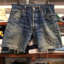 Levi's 501XX short jeans(W34/L30)