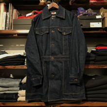 Levi's denim coverall jacket (L)