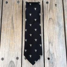 POLO RALPH LAUREN satan necktie