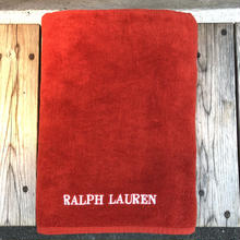 LAUREN  by RALPH LAUREN Bench towel